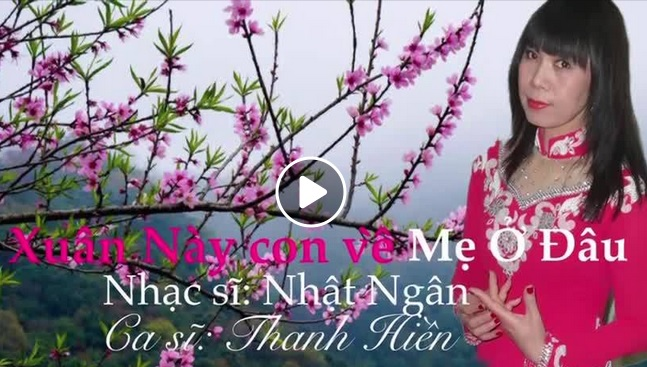 thanhhien - xuan nay con ve me o dau